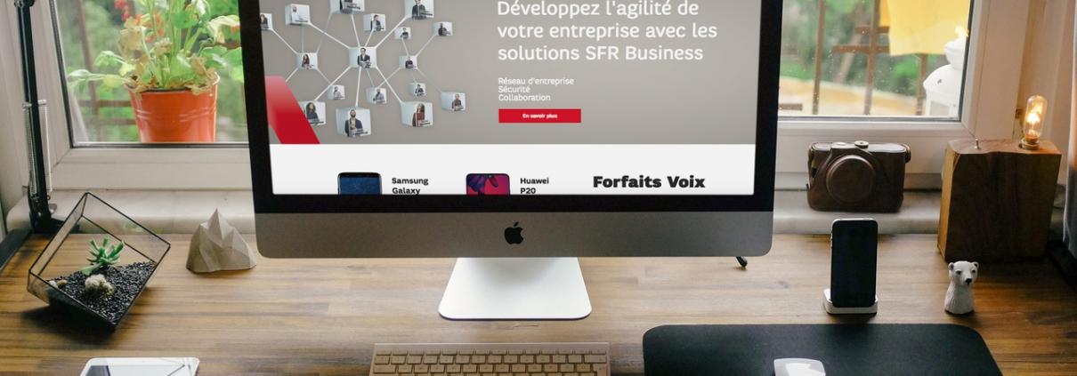 IPHONE VPP - Les offres SFR Business