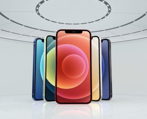 Apple annonce la nouvelle gamme iphone 12