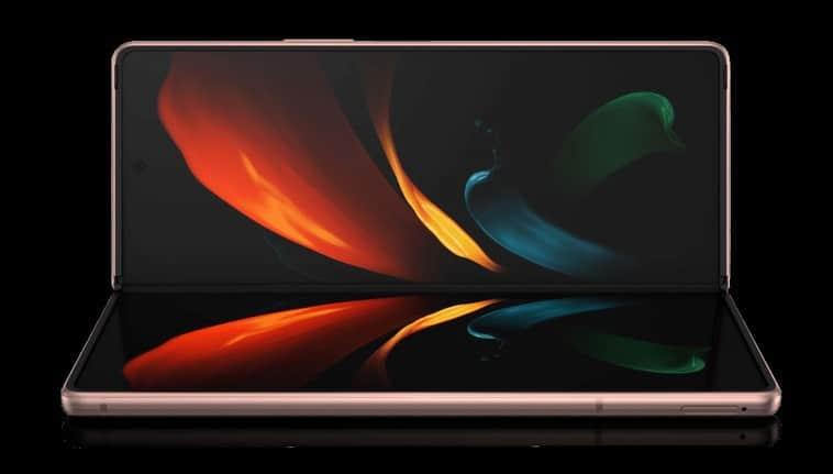 Galaxy Z fold 2 - Smartphone et Tablette réunis