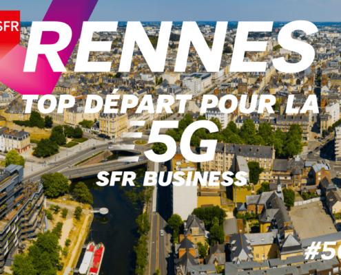 5G SFR Business : le nouveau réseau fait pour l'entreprise